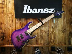 Ibanez RG652AHMFX-RPB Prestige, Royal Plum Burst + Hardcase