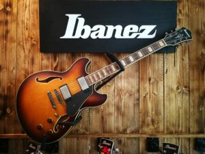 Ibanez ASV73-VLL Artcore Vintage Hollowbody 6 String Violin Sunburst Low Gloss