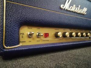 Marshall SV20HD7 MK II Studio Vintage Series Tube-Amp, Navy Levant, Limited Edition