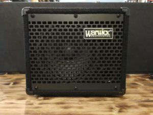 Warwick BC 10 - 8 / 10 Watt Bass Combo
