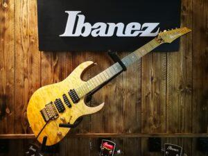 Ibanez JCRG2002-SLH Sylph, j.custom Limited Edition + case, B-Stock