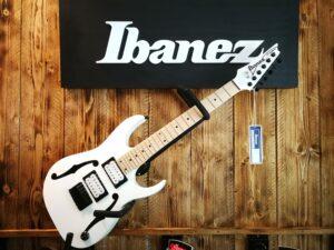 Ibanez PGMM31-WH Paul Gilbert Signature Mikro E-Guitar 6 String White