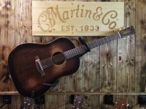 Martin DSS15M StreetMaster, Acoustic Guitar 2019, Made in USA + GigBag