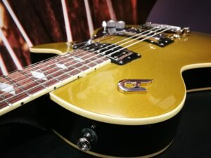 Duesenberg 59er Gold Top E-Guitar 2020 + Hardcase