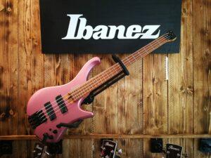"Ibanez EHB1000S-PMM Pink Gold Metallic Matte, Bass Workshop, Shortscale 30"""