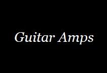 Guitar-Amps