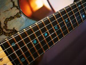 Ibanez JCRG2103-LBT Lander Blue Turquoise j.custom E-Guitar Limited Edition + Hardcase