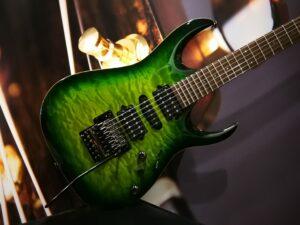 Ibanez KIKO200-GMT Kiko Loureiro Signature Green Mist Burst + Hardcase