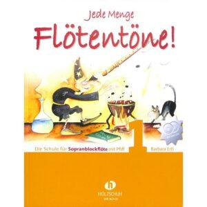 Jede Menge Flötentöne 1 + CDs
