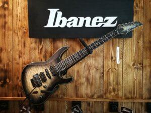Ibanez JIVA10-DSB Nita Strauss Signature E-Guitar 6 String Deep Space Blonde