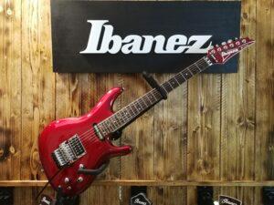 Ibanez JS240PS-CA Premium Joe Satriani Signature E-Guitar 6 String Candy Apple + Gigbag, B-Stock