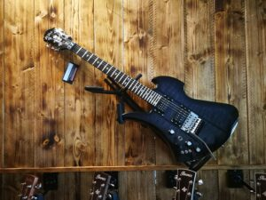 B.C. Rich Mockingbird Legacy ST with Floyd Rose, Lefthand - Black Burst