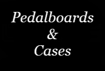 Pedalboard/Cases