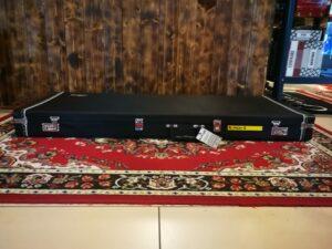 Warwick RockCase RC10620B XP-Style Electric Guitar Hardshell Case - Black, B-Stock