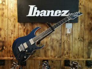 Ibanez RG5320C-DFM Deep Forest Green Metallic, Prestige 6-String E-Guitar + Hardcase