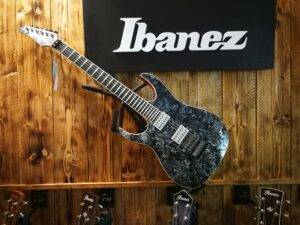 Ibanez RG5320L-CSW Prestige RG-Series E-Guitar 6 String Lefty Cosmic Shadow + Case, B-Stock