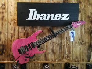 Ibanez RG8570Z-RPK Rhodonite Pink, j.custom + case