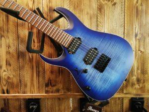 Ibanez RGA42FML-BLF RG-Series E-Guitar 6 String Lefty Blue Lagoon Burst Flat