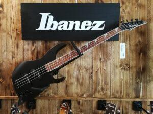 Ibanez RGB300-BKF RGB Series E-Bass 4 String Black Flat