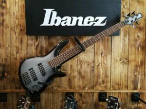 Ibanez SR305E-MSS Metallic Silver Sunburst, SR 5 String Bass