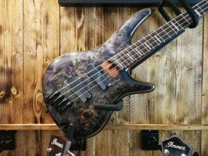 Ibanez SRMS800-DTW SR-Series Bass Workshop E-Bass 4 String Multiscale Deep Twilight
