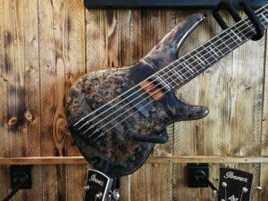 Ibanez SRMS805-DTW SR-Series Bass Workshop 5 String Multi Scale Deep Twilight