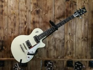 Duesenberg Starplayer Special Vintage White E-Guitar + Case