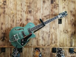 Duesenberg Starplayer TV Catalina Harbour Green + Case