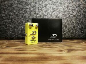 Duesenberg Treble B, Booster