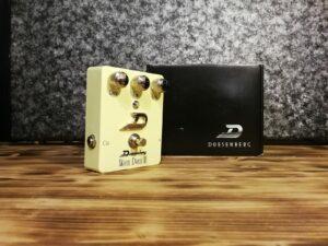Duesenberg White Drive II, Boost & Overdrive