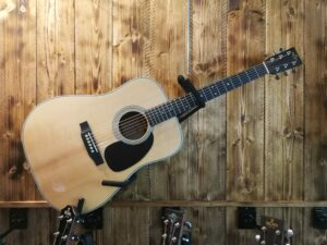 Sigma DT-1STE+ Acoustic Guitar + Preamp