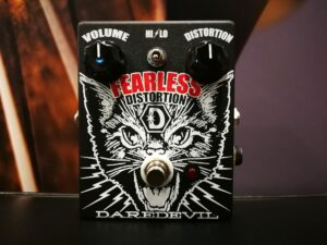 Daredevil Fearless Distortion Pedal, B-Stock