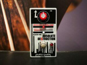 Death By Audio Absolute Destruction - Fuzz