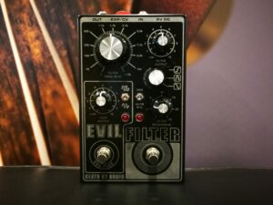 Death by Audio Evil Filter - Fuzz Filter, B-Stock