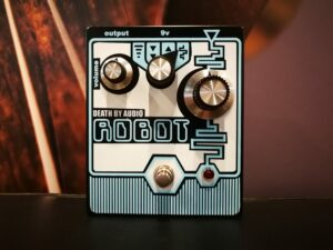 Death by Audio Robot - 8-Bit Pitch Insanity, B-Stock