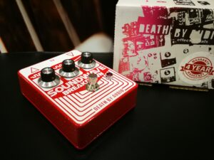 Death by Audio Soundwave Breakdown - Fuzz