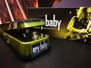 Dunlop KH95 - Kirk Hammett Signature Cry Baby Wah