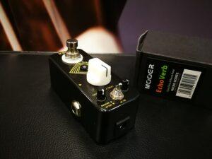 Mooer EchoVerb, Digital Delay & Reverb, B-Stock