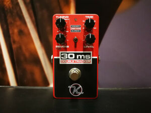 Keeley 30ms Double Tracker - Reverb / Chorus / Double Tracking