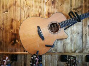 Furch Blue Plus Gc-CM Acoustic Guitar + Preamp + Deluxe Bag