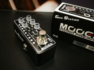Mooer Micro PreAmp 001 - Gas Station