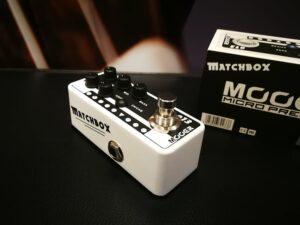 Mooer Micro PreAmp 013 - MatchBox