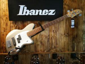 Ibanez TMB505-MG Talman E-Bass 5 String Metallic Gray, B-Stock