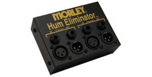 Morley Hum Eliminator - 2 Channel Box, XLR/TRS