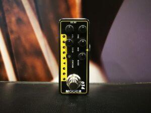 Mooer Micro Preamp 014 - Taxidea Taxus