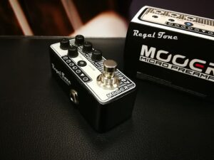 Mooer Micro PreAmp 007 - Regal Tone