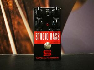 Seymour Duncan Studio Bass - Bass Compressor, B-Stock
