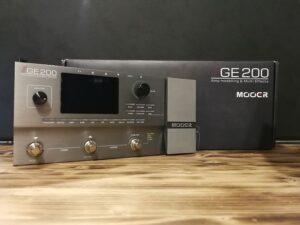 Mooer GE 200 - Amp Modeling & Multi Effects, B-Stock