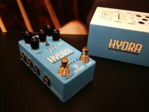 Keeley Hydra - Stereo Reverb / Tremolo