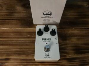 VGS Turner Vintage Tremolo Guitar Pedal